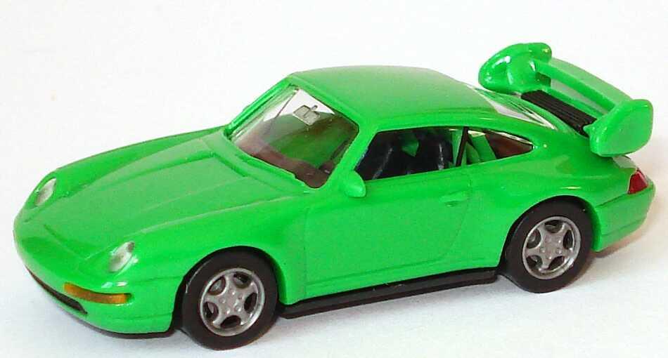 1:87 Porsche 911 3.8 Cup (993) lindgrün mit Überrollkäfig