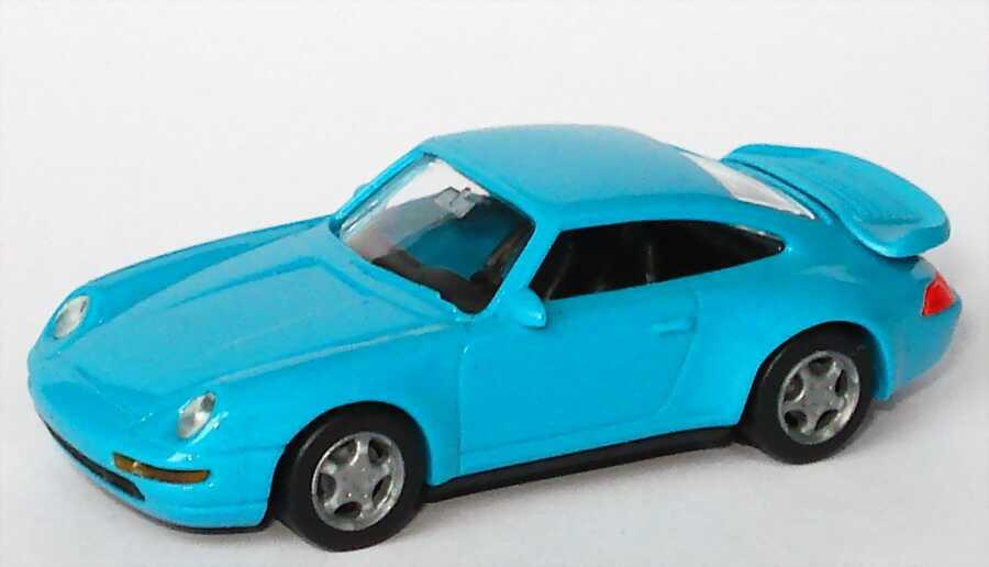 1:87 Porsche 911 Turbo (993) türkis