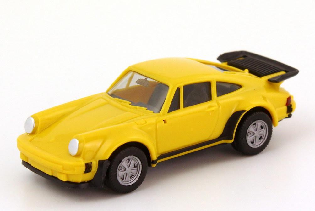 1:87 Porsche 911 turbo gelb (oV)