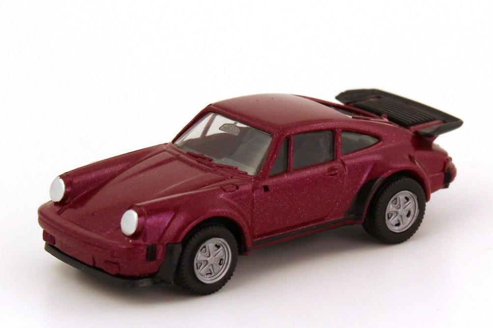 1:87 Porsche 911 turbo rotviolett-met. (oV)