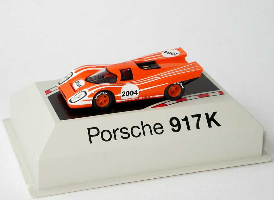 porsche 917 k messemodell spielwarenmesse n rnberg 2004 brekina bild 1. Black Bedroom Furniture Sets. Home Design Ideas