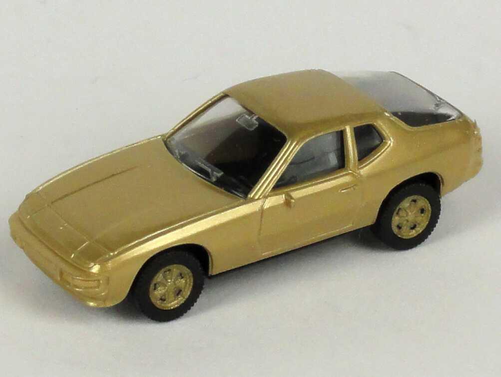 1:87 Porsche 924 goldmet., Felgen gold (oV)