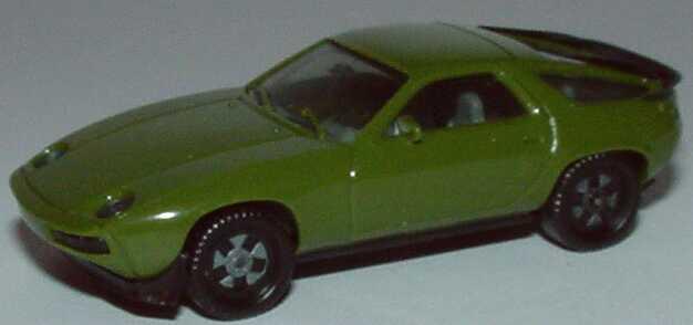 1:87 Porsche 928S olivgrün, IA grau
