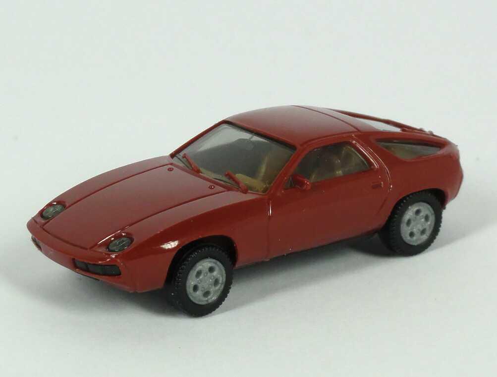 1:87 Porsche 928 weinrot, Telefonfelgen (oV)