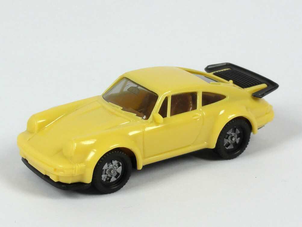 1:87 Porsche 930 turbo gelbbeige (alte Räder)