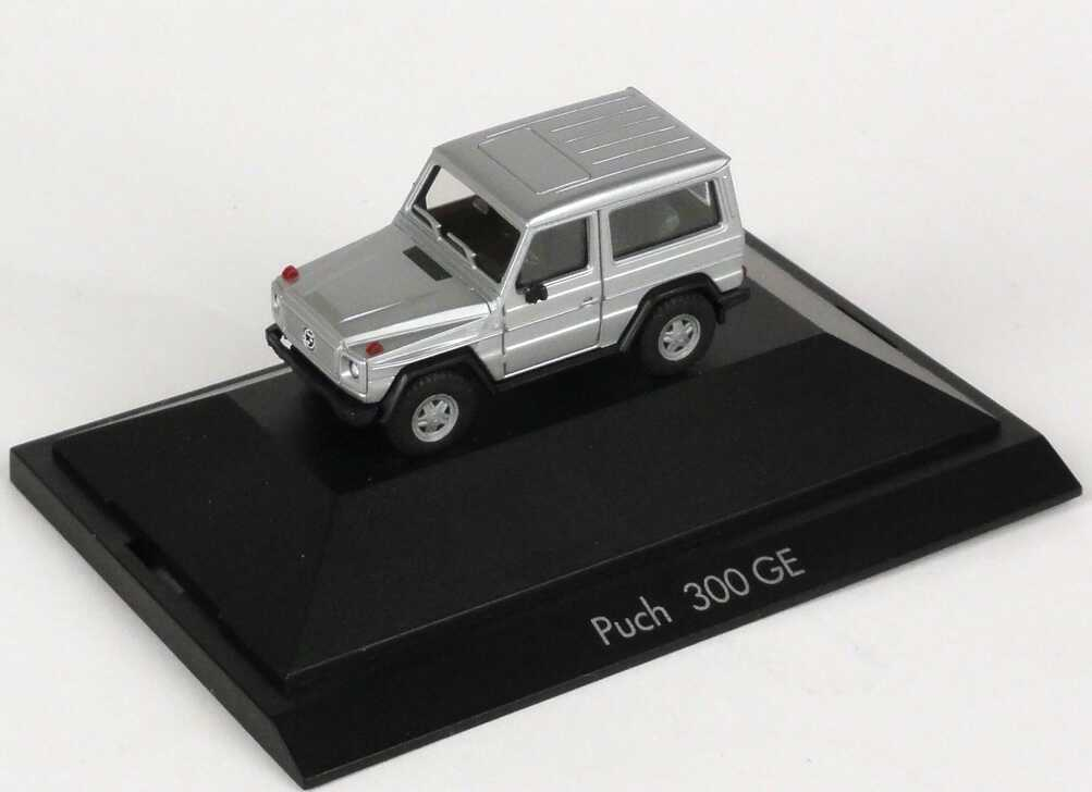 1:87 Puch G-Modell 300 GE silber-met.