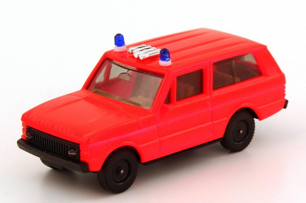 1:87 Range Rover Feuerwehr leuchtrot (oV)