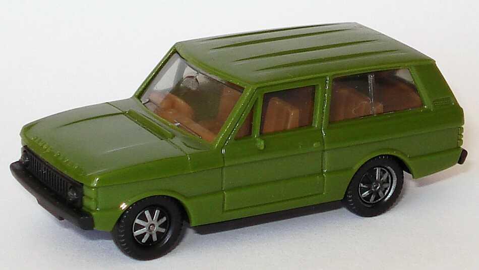 1:87 Range Rover olivgrün, Rechtslenker/RHD (oV)