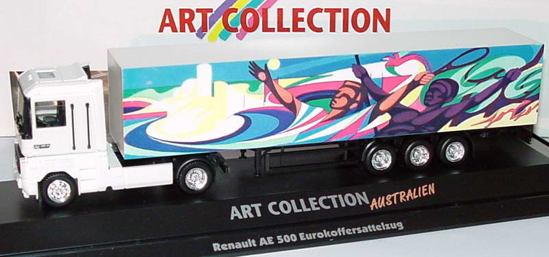"1:87 Renault AE 500 KoSzg 2/3 ""Australien"" (Art Collection)"