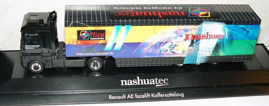 "1:87 Renault AE Magnum Facelift KoSzg Cv 2/3 ""NashuaTec"""