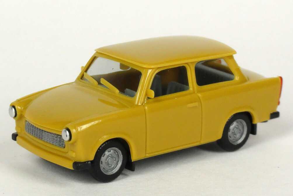 trabant 601s currygelb herpa bild 1. Black Bedroom Furniture Sets. Home Design Ideas