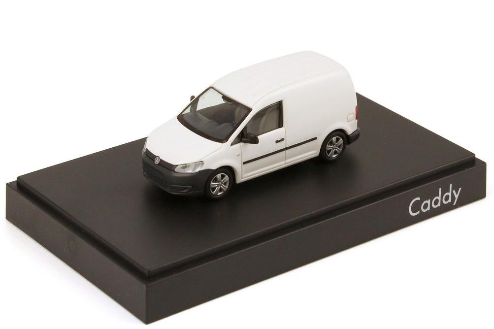 1 87 vw caddy iii facelift 2010 kasten candy wei. Black Bedroom Furniture Sets. Home Design Ideas
