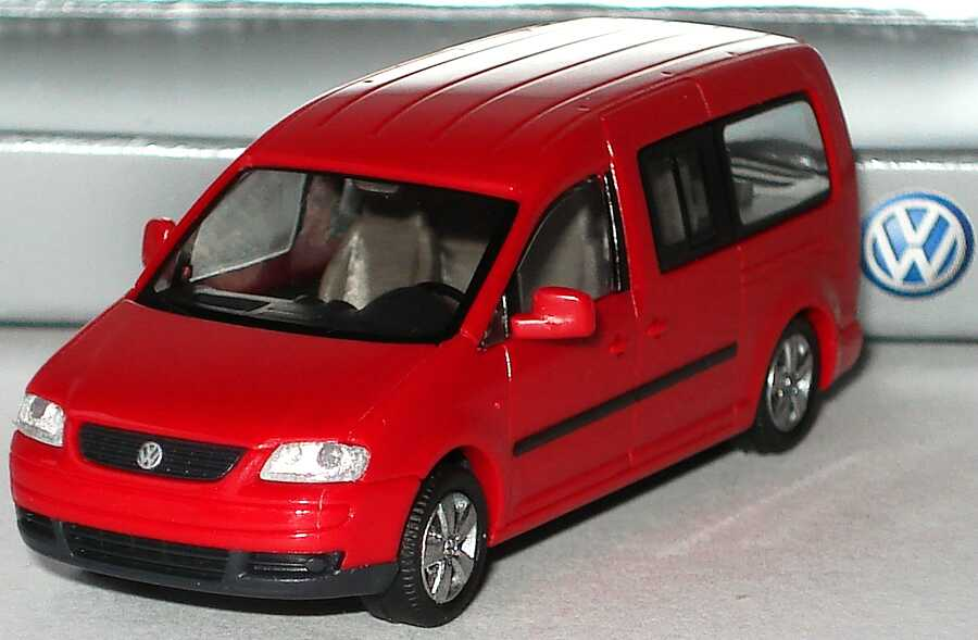 vw caddy iii maxi life typ 2k tornadorot werbemodell. Black Bedroom Furniture Sets. Home Design Ideas