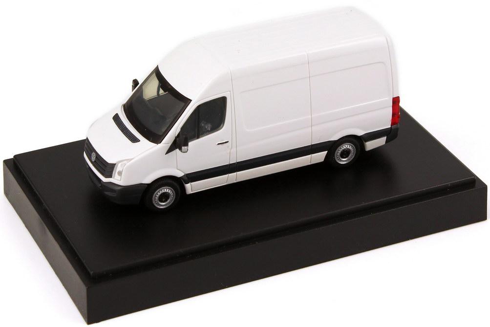 1 87 vw crafter 2011 kasten hochdach candy wei white. Black Bedroom Furniture Sets. Home Design Ideas