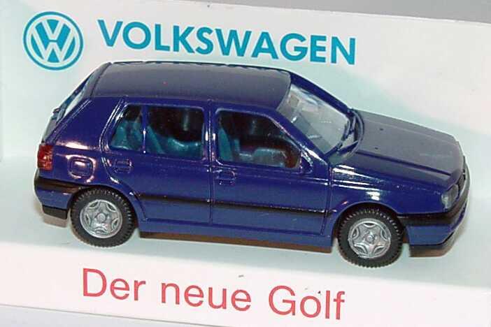 1 87 vw golf iii gl 4t rig dunkelblau der neue golf. Black Bedroom Furniture Sets. Home Design Ideas