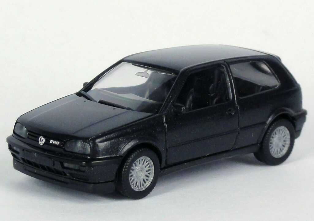 1 87 vw golf iii vr6 2t rig schwarz met herpa 031189. Black Bedroom Furniture Sets. Home Design Ideas