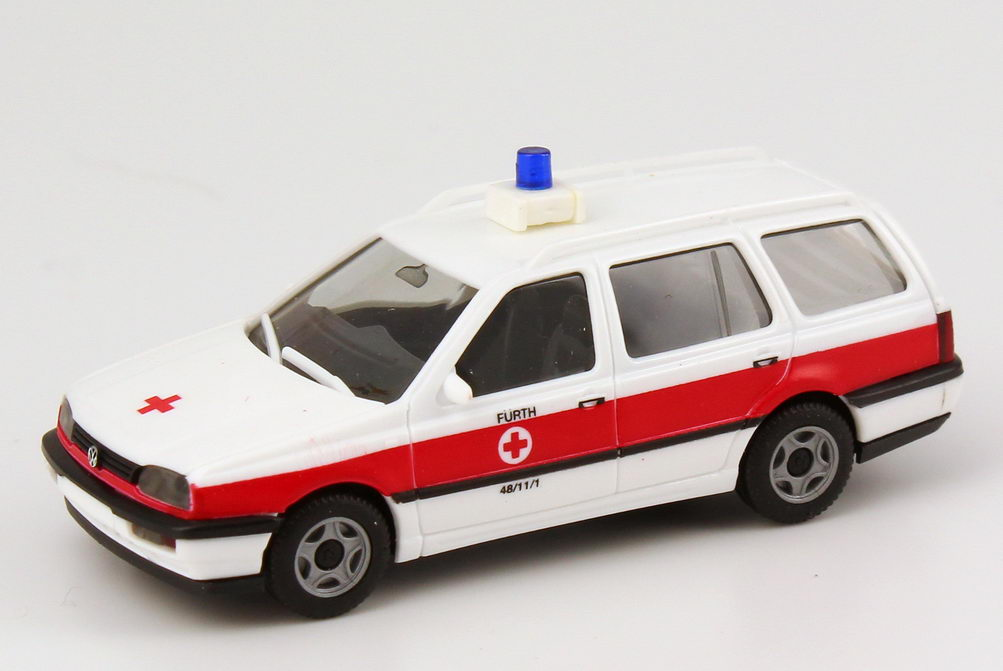 "1:87 VW Golf III Variant ""DRK Fürth, 48/11/1"""