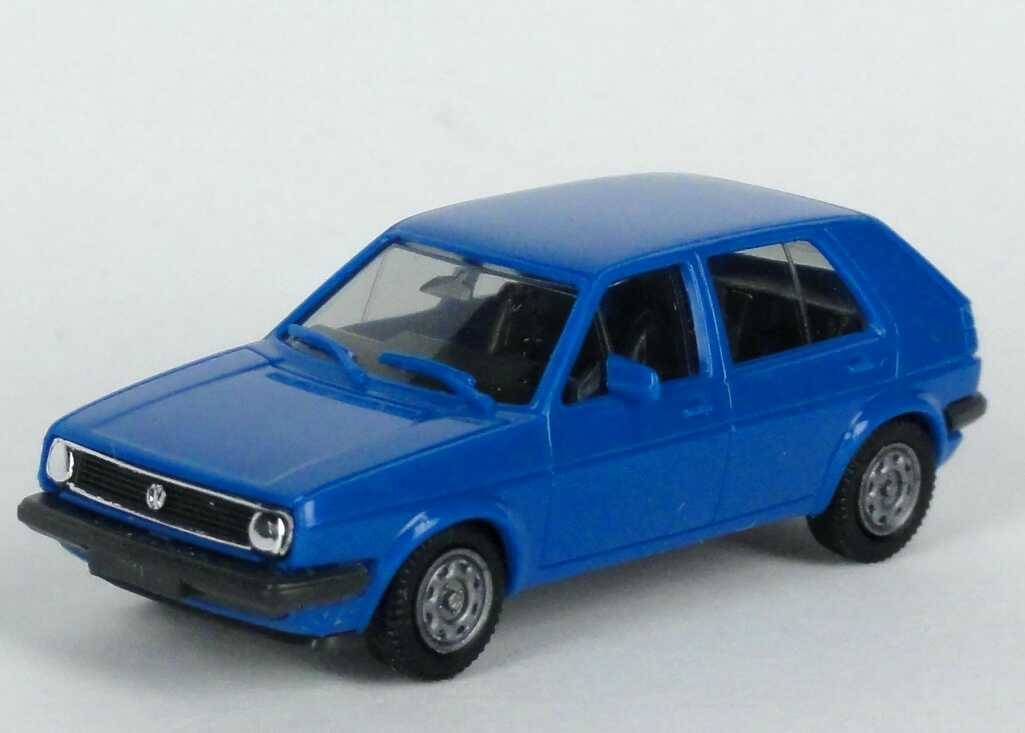 1 87 vw golf ii 4t rig blau herpa 2048. Black Bedroom Furniture Sets. Home Design Ideas