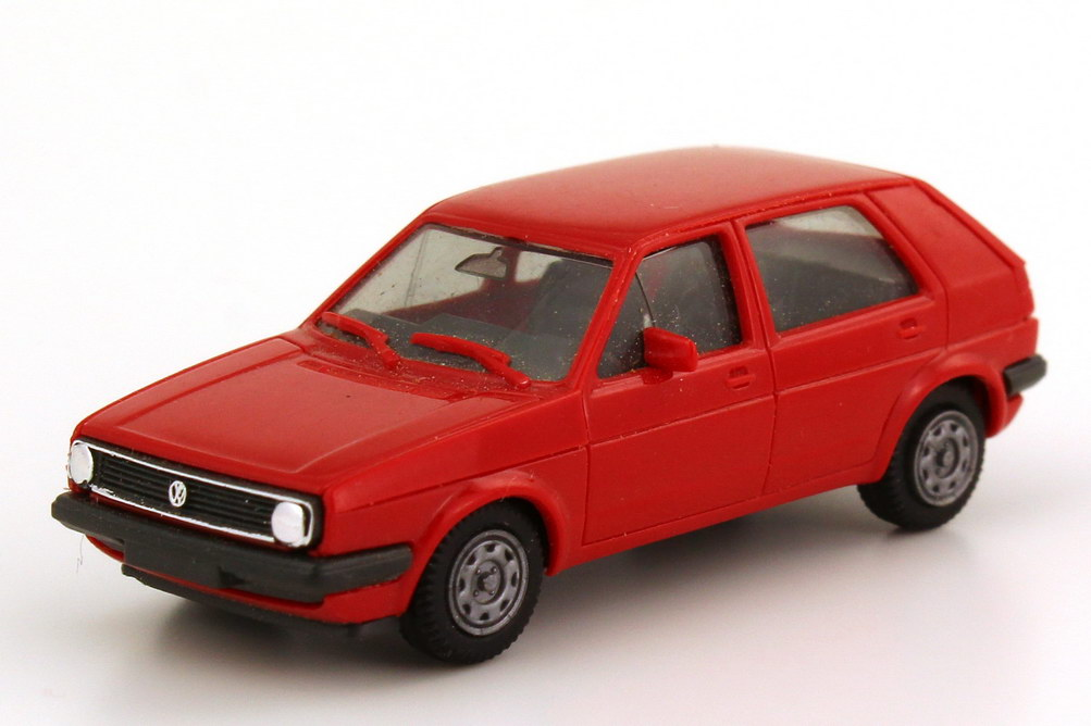 1 87 vw golf ii 4t rig rot herpa 2048. Black Bedroom Furniture Sets. Home Design Ideas