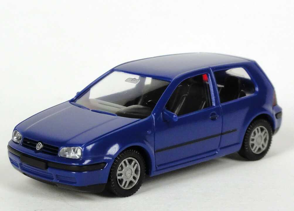 vw golf iv 2t rig blau generation golf werbemodell wiking. Black Bedroom Furniture Sets. Home Design Ideas