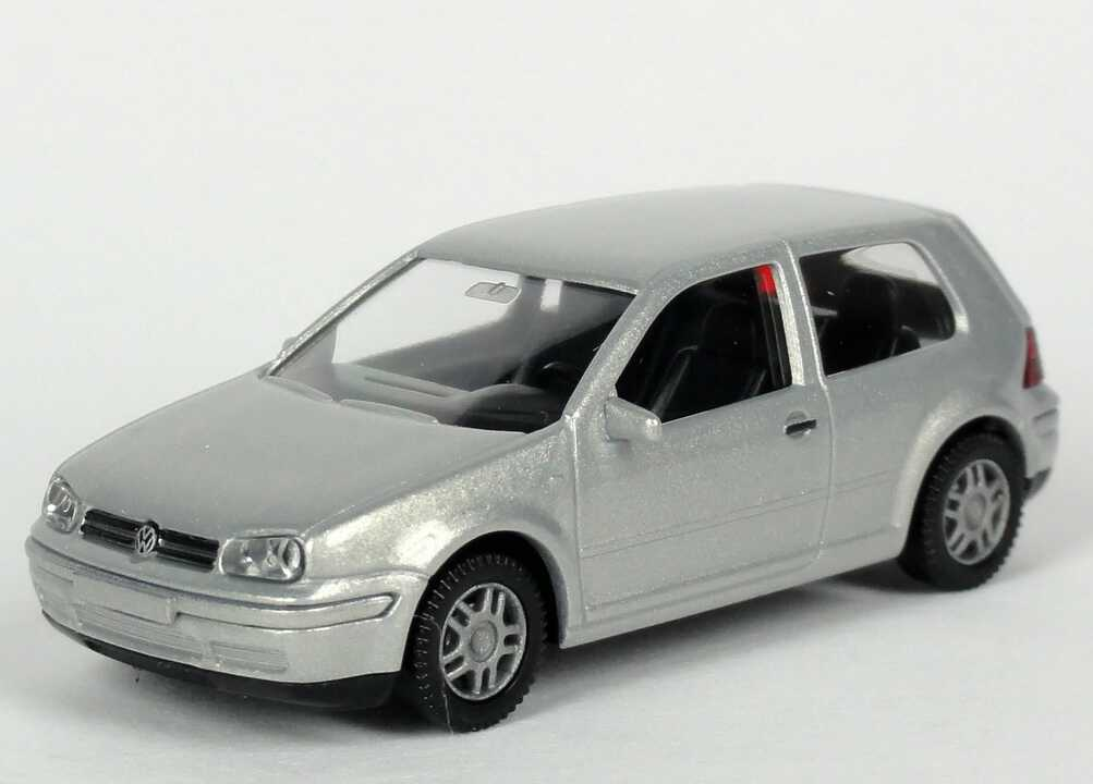 vw golf iv 2t rig silber met generation golf werbemodell. Black Bedroom Furniture Sets. Home Design Ideas