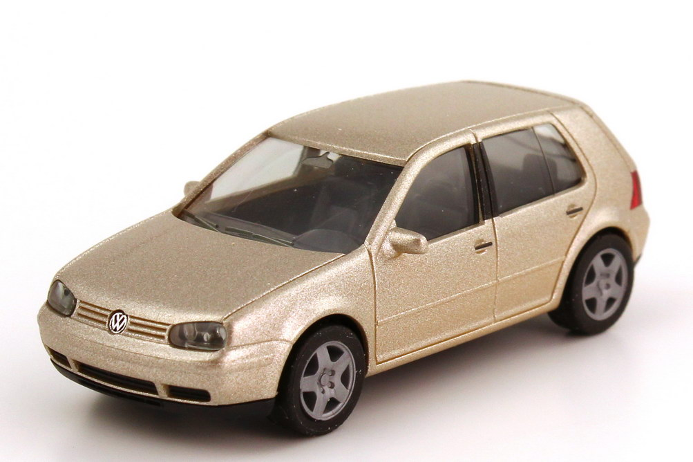 1 87 vw golf iv 4t rig stormbeige met herpa 032575. Black Bedroom Furniture Sets. Home Design Ideas