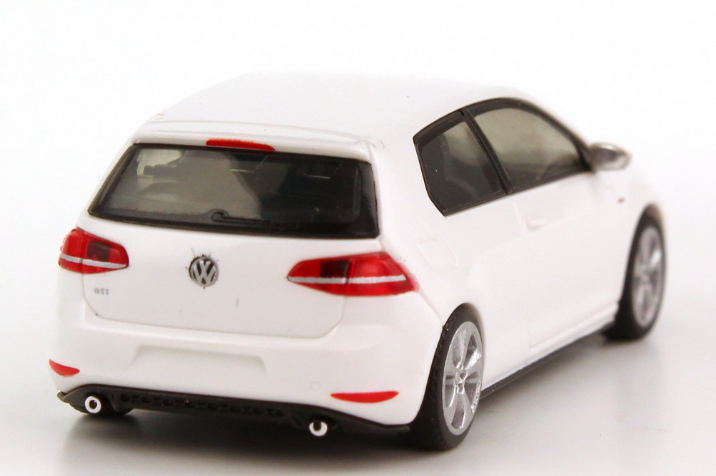 1 87 vw golf vii 7 gti 2013 oryx wei white volkswagen. Black Bedroom Furniture Sets. Home Design Ideas