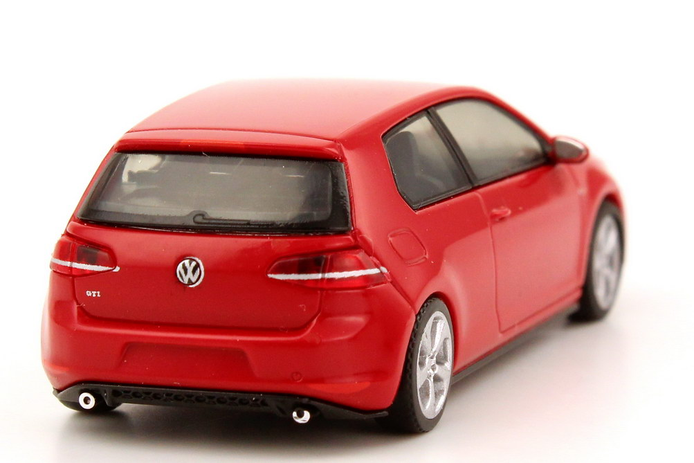 1 87 vw golf vii 7 gti 2013 tornado rot red volkswagen. Black Bedroom Furniture Sets. Home Design Ideas