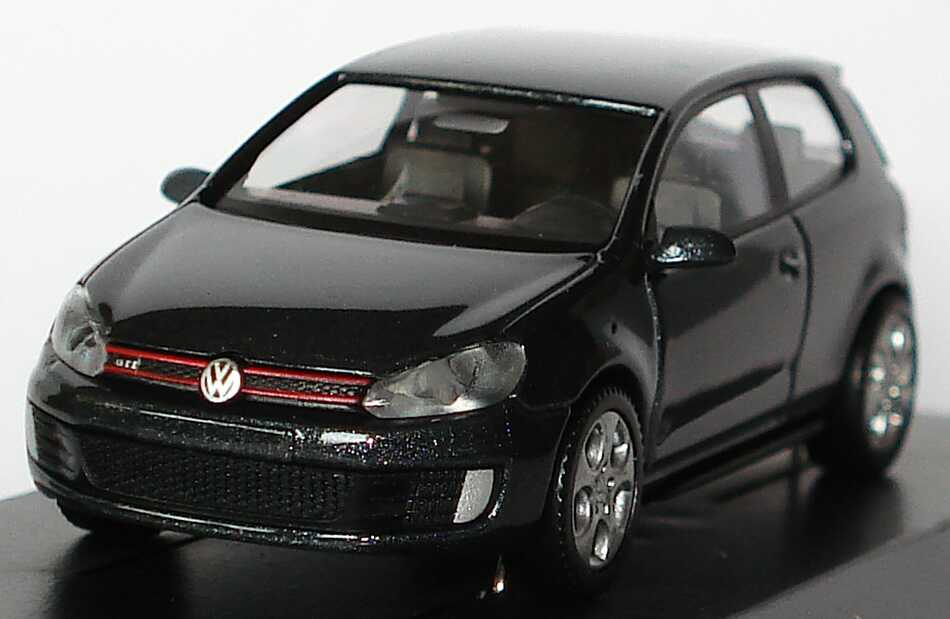 vw golf vi gti 3t rig carbonsteelgrey met werbemodell. Black Bedroom Furniture Sets. Home Design Ideas
