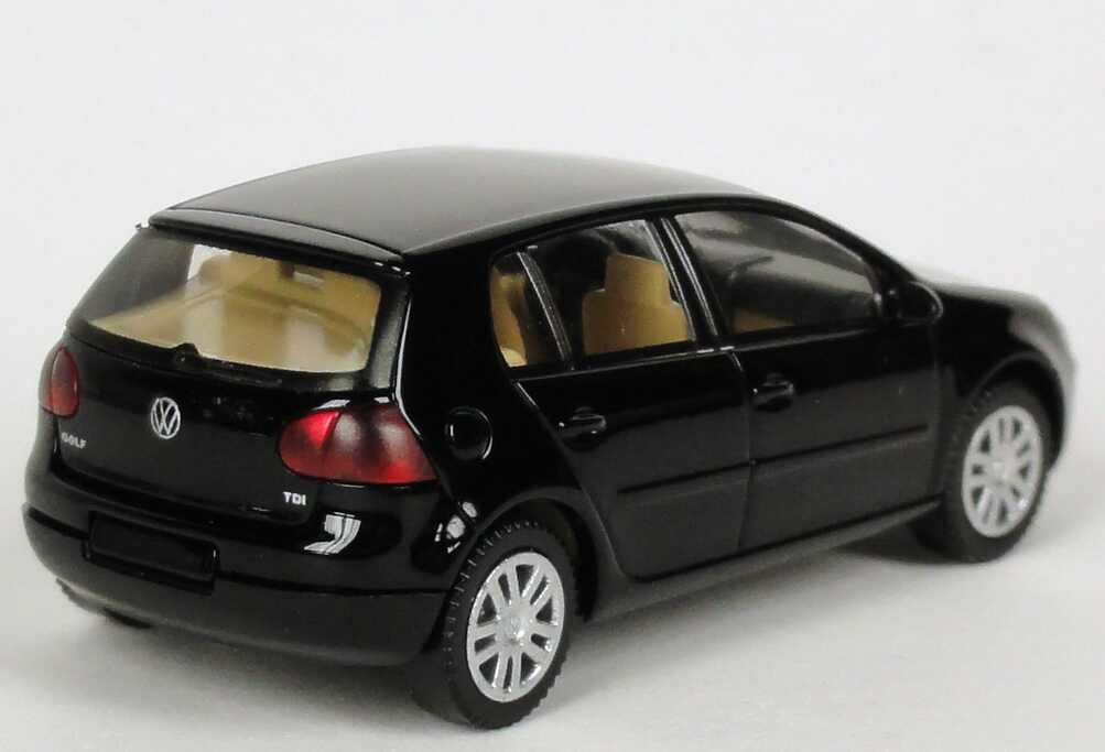 1 87 vw golf v 5 4t rig 4door black black volkswagen. Black Bedroom Furniture Sets. Home Design Ideas