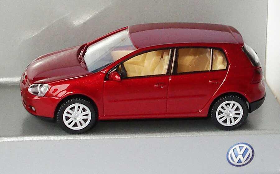 1:87 VW Golf V 4türig sundetredmet. (VW)