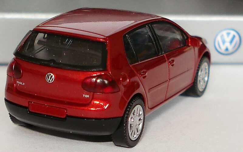 vw golf v 4t rig sunsetred met golf. Black Bedroom Furniture Sets. Home Design Ideas
