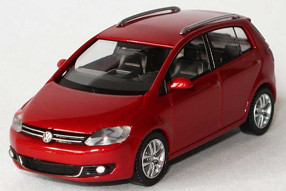 1 87 vw golf v plus facelift 2009 amaryllisrot met. Black Bedroom Furniture Sets. Home Design Ideas