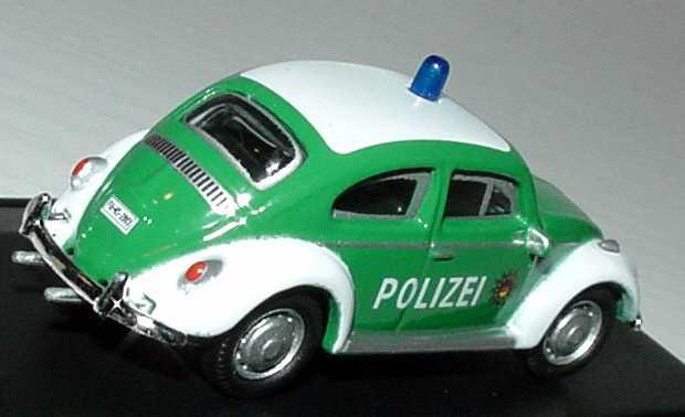 polizei vw käfer