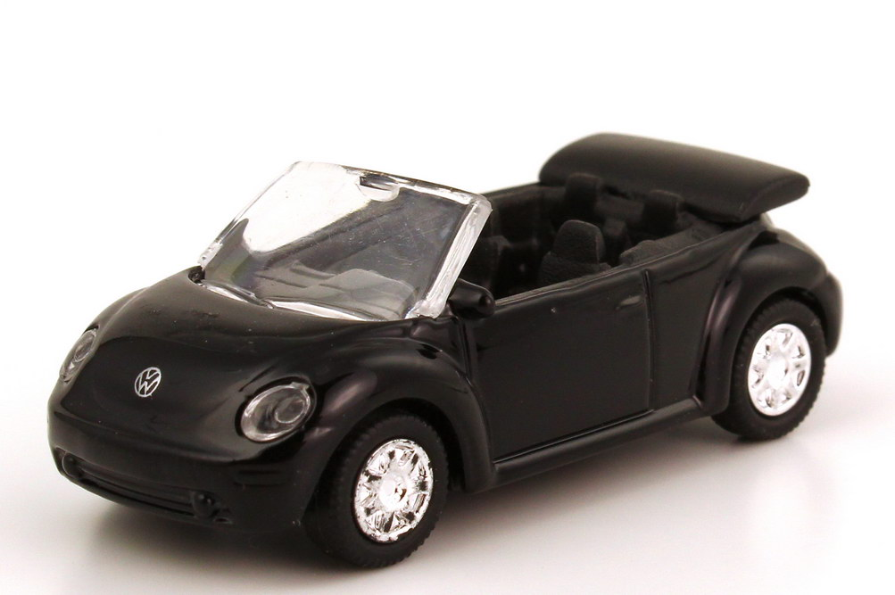 1 87 vw new beetle cabrio schwarz highspeed. Black Bedroom Furniture Sets. Home Design Ideas