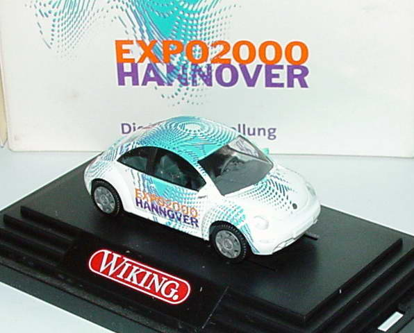 "1:87 VW New Beetle ""Expo 2000 Hannover"""