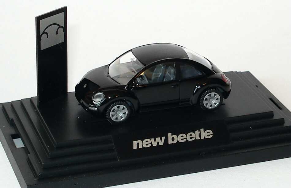 1:87 VW New Beetle schwarz (VW)