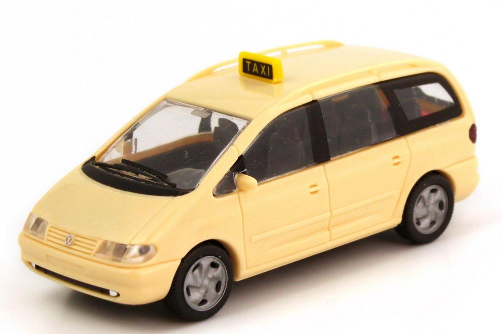 1 87 vw sharan i typ 7m taxi rietze 30750. Black Bedroom Furniture Sets. Home Design Ideas
