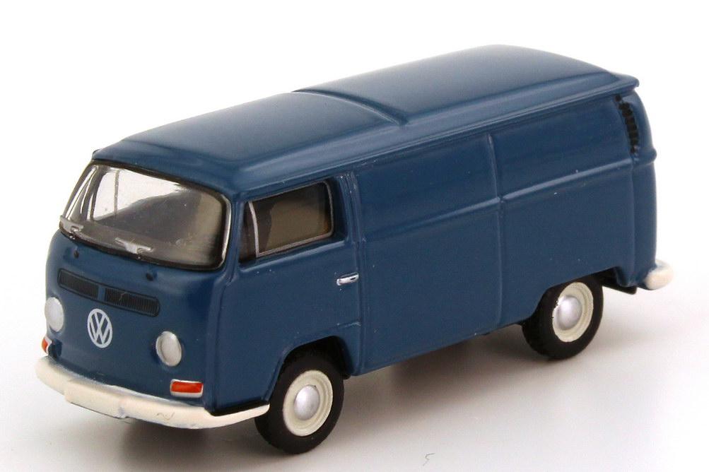 1:87 VW T2 (T2a) Kasten neptunblau