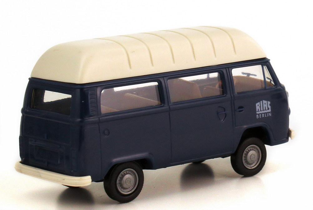 1 87 vw t2 bus hochdach bulli rias berlin brekina 90330 ebay. Black Bedroom Furniture Sets. Home Design Ideas