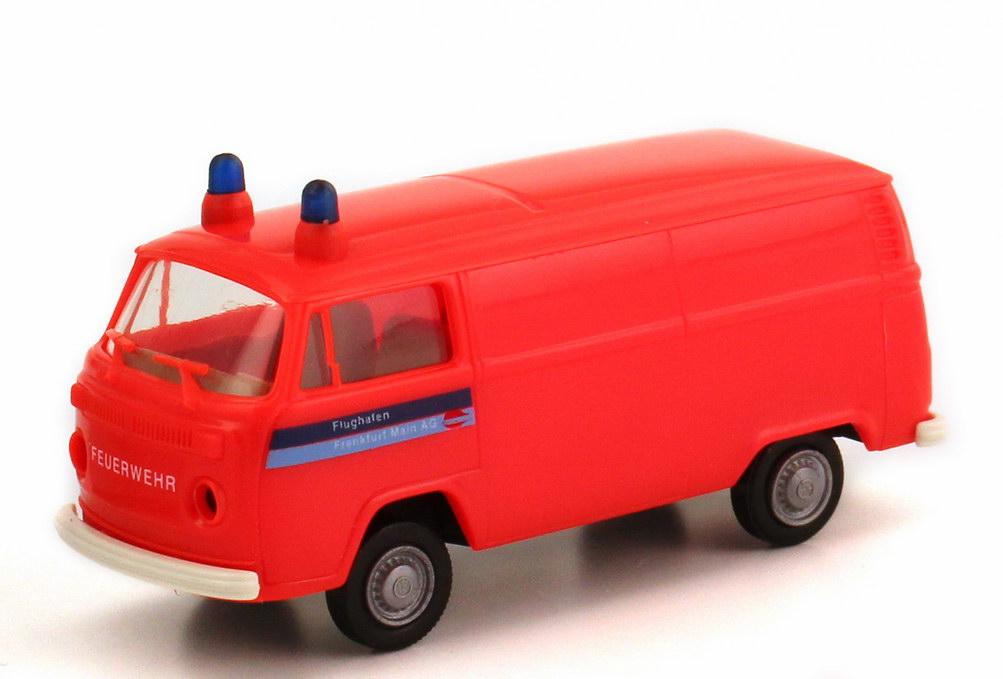 1:87 VW T2 (T2b) Kasten Feuerwehr