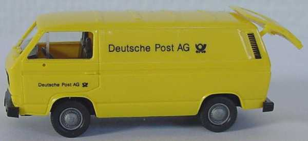 vw t3 kasten deutsche post ag roco 1469 bild 4. Black Bedroom Furniture Sets. Home Design Ideas