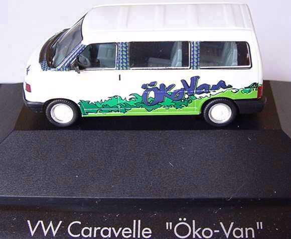 vw t4 bus caravelle ko van herpa 180818 bild 4. Black Bedroom Furniture Sets. Home Design Ideas