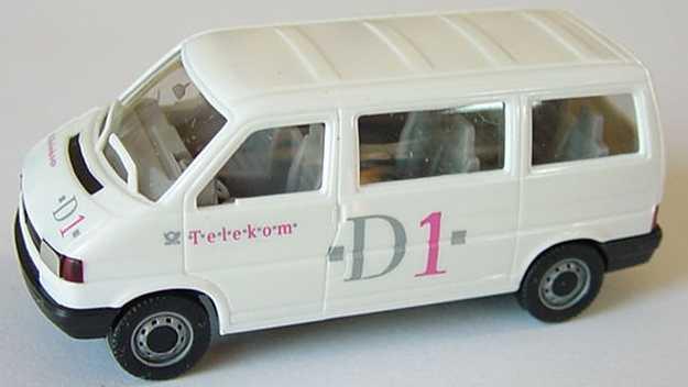 vw t4 caravelle telekom d1 herpa 041720 bild 3. Black Bedroom Furniture Sets. Home Design Ideas
