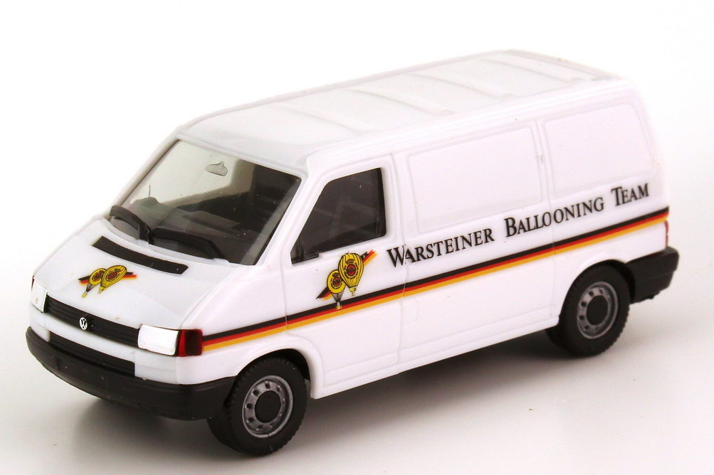 187 Vw T4 Kasten Warsteiner Ballooning Team