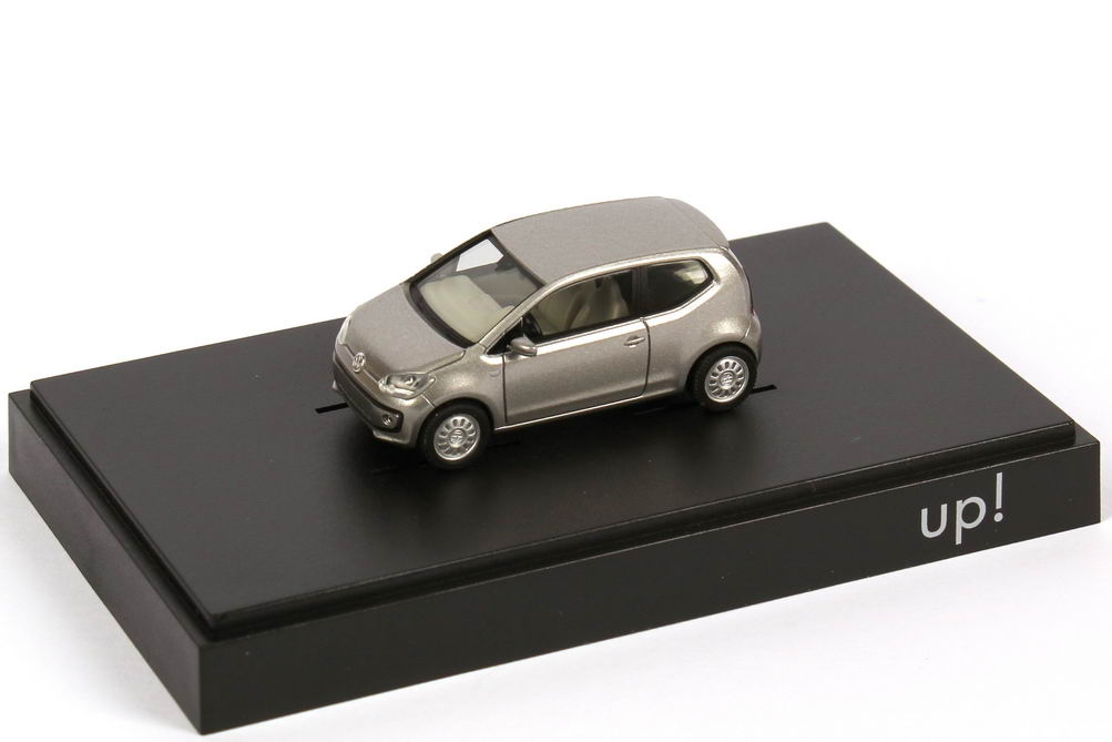 1:87 VW Up! 2-Türer tungsten-silber-met. (VW)