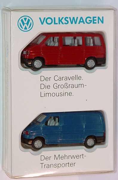 1 87 volkswagen der caravelle die gro raumlimousine der. Black Bedroom Furniture Sets. Home Design Ideas