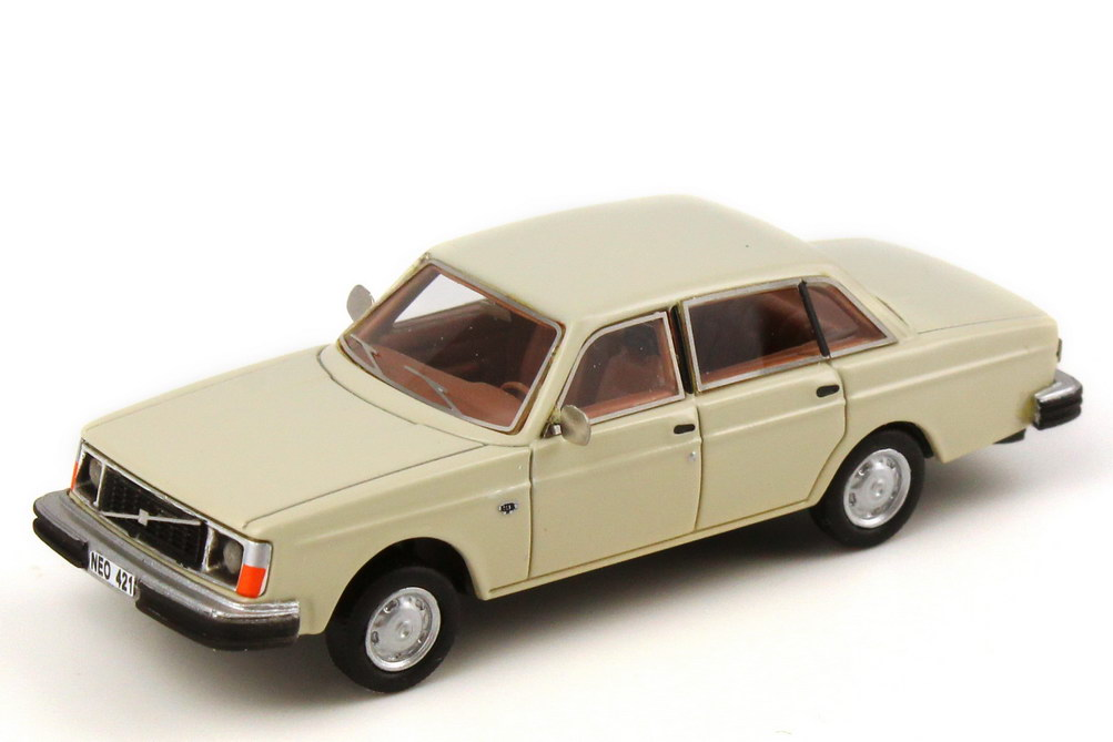 1:87 Volvo 244 DL grau-beige grey - NEO 87421  eBay