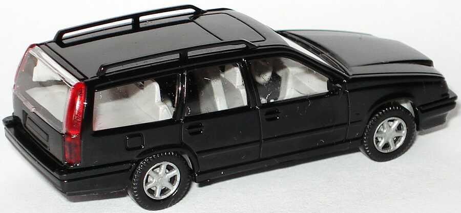 Foto 1:87 Volvo 850 Kombi schwarz - Wiking 264