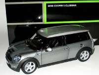 Mini Cooper S Clubman R55 darksilver-met. - Werbemodell - Kyosho 80430421049